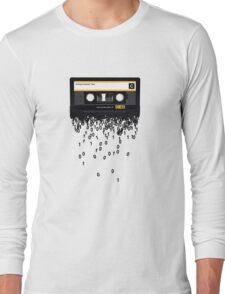 The death of the cassette tape. Long Sleeve T-Shirt