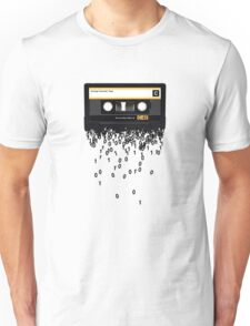 The death of the cassette tape. Unisex T-Shirt