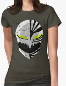 The Broken Mask Womens Fitted T-Shirt