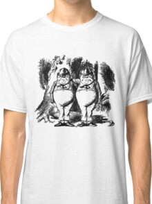 Tweedledum & Tweedledee Classic T-Shirt