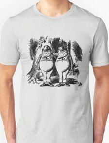 Tweedledum & Tweedledee T-Shirt