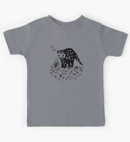 Spotted Tail Quoll- Dasyurus maculatus Kids Clothes