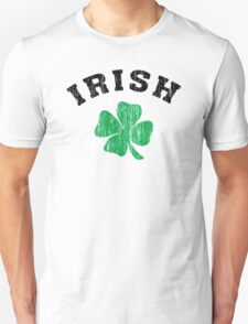 Irish Shamrock Unisex T-Shirt