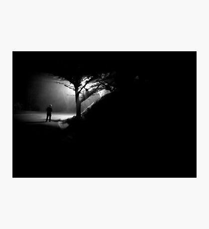 night heart Photographic Print