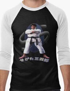 Segata Sanshiro Men's Baseball ¾ T-Shirt
