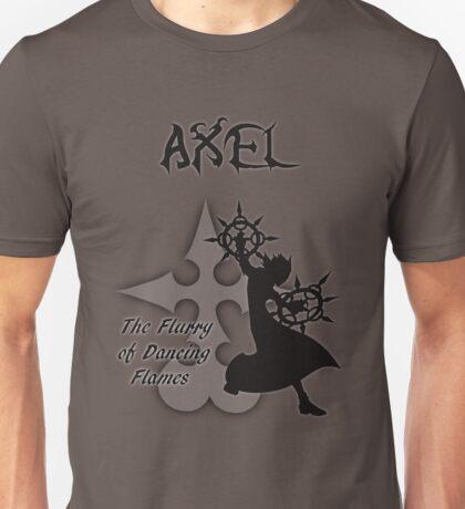 Kingdom Hearts Organization XIII Shirt - Axel Unisex T-Shirt
