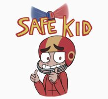It's the Safe Kid! B Version by cappycode
