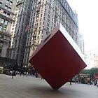 Classic Artwork, Lower Manhattan, New York City by lenspiro