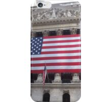 Classic Architecure, New York Stock Exchange, Wall Street, Lower Manhattan, New York City  iPhone Case/Skin