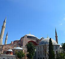Hagia Sophia  by saifty