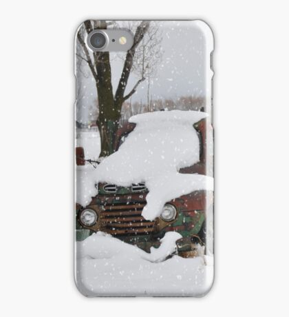 Country Truck iPhone Case/Skin