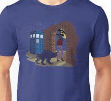 Elisa and the TARDIS Unisex T-Shirt