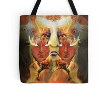 ARE YOU READY TO BURN ? Tote Bag