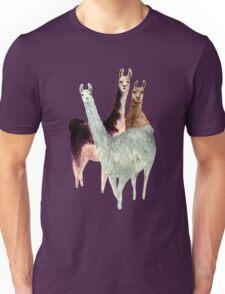 The Llama Posse Unisex T-Shirt