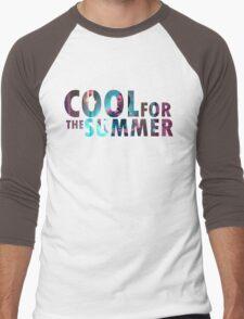 We're cool for the summer Men's Baseball ¾ T-Shirt