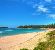 Mill Beach, South Durras, South Coast, NSW by Steve Fox