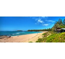 Mill Beach, South Durras, South Coast, NSW Photographic Print