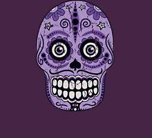 Grape Sugar Skull T-Shirt