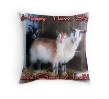 HAPPY NEW YEAR !!! Throw Pillow