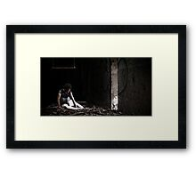 Sinnlos (Senseless) Framed Print