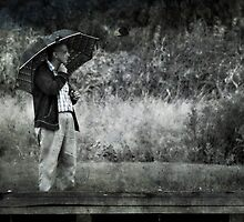 Umbrella Man by Vince Russell