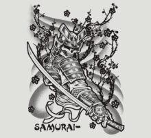 Samurai ghost warrior by scott sirag