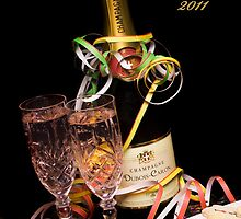 Happy New Year by Lynne Morris
