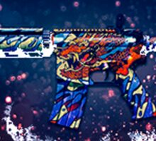 M4A4 | Dragon King Sticker