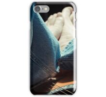 Jeans & Music iPhone Case/Skin
