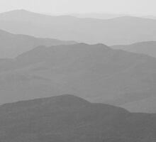White Mountains, NH by Alain Turgeon
