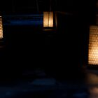 Alley Lamps by Sam Ryan