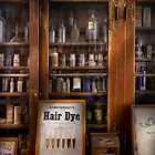 Barber - Hair Dye by Mike  Savad