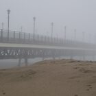 Pier the Fog - Skegness by Stephen Willmer