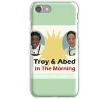 The Breakfast Show iPhone Case/Skin