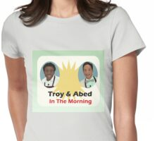 The Breakfast Show Womens Fitted T-Shirt
