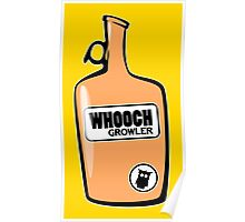 Whooch Growler Poster