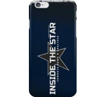 "Branded ""Inside The Star"" Ripped & Torn iPhone Case/Skin"
