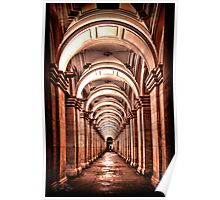 GPO Arches Poster