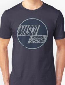 Distressed Masco Logo Unisex T-Shirt