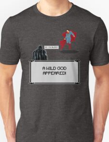 A Wild God Appeared!  T-Shirt