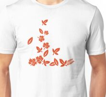 Colored leaves Unisex T-Shirt