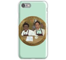 The Breakfast Show - Brass Edition iPhone Case/Skin