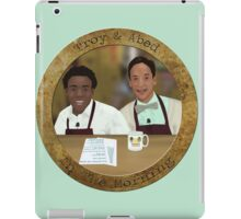 The Breakfast Show - Brass Edition iPad Case/Skin