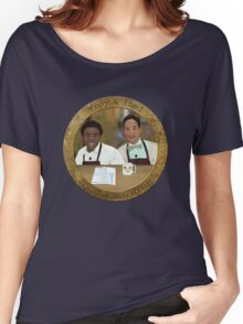 The Breakfast Show - Brass Edition Women's Relaxed Fit T-Shirt