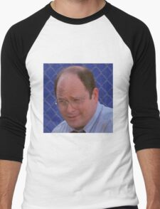 George Costanza Men's Baseball ¾ T-Shirt