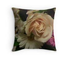 When Roses cease to bloom, Sir Throw Pillow