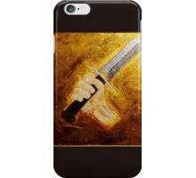 VICTORY (Psalm 149:6) iPhone Case/Skin