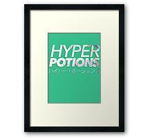 HyperPotions 2 Framed Print