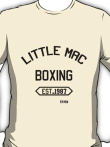 Little Mac Boxing T-Shirt