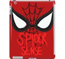 CARTOONS-Spider Sense iPad Case/Skin